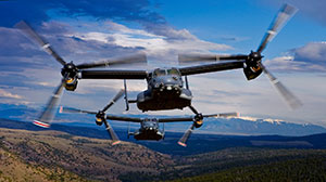 V-22 Osprey Fleet Tops 400,000 Flight Hours