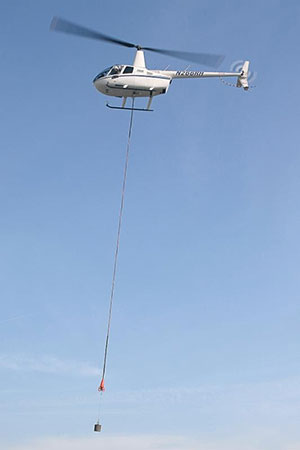 Robinson Helicopter's Cargo Hook to Debut at Heli-Expo 2018