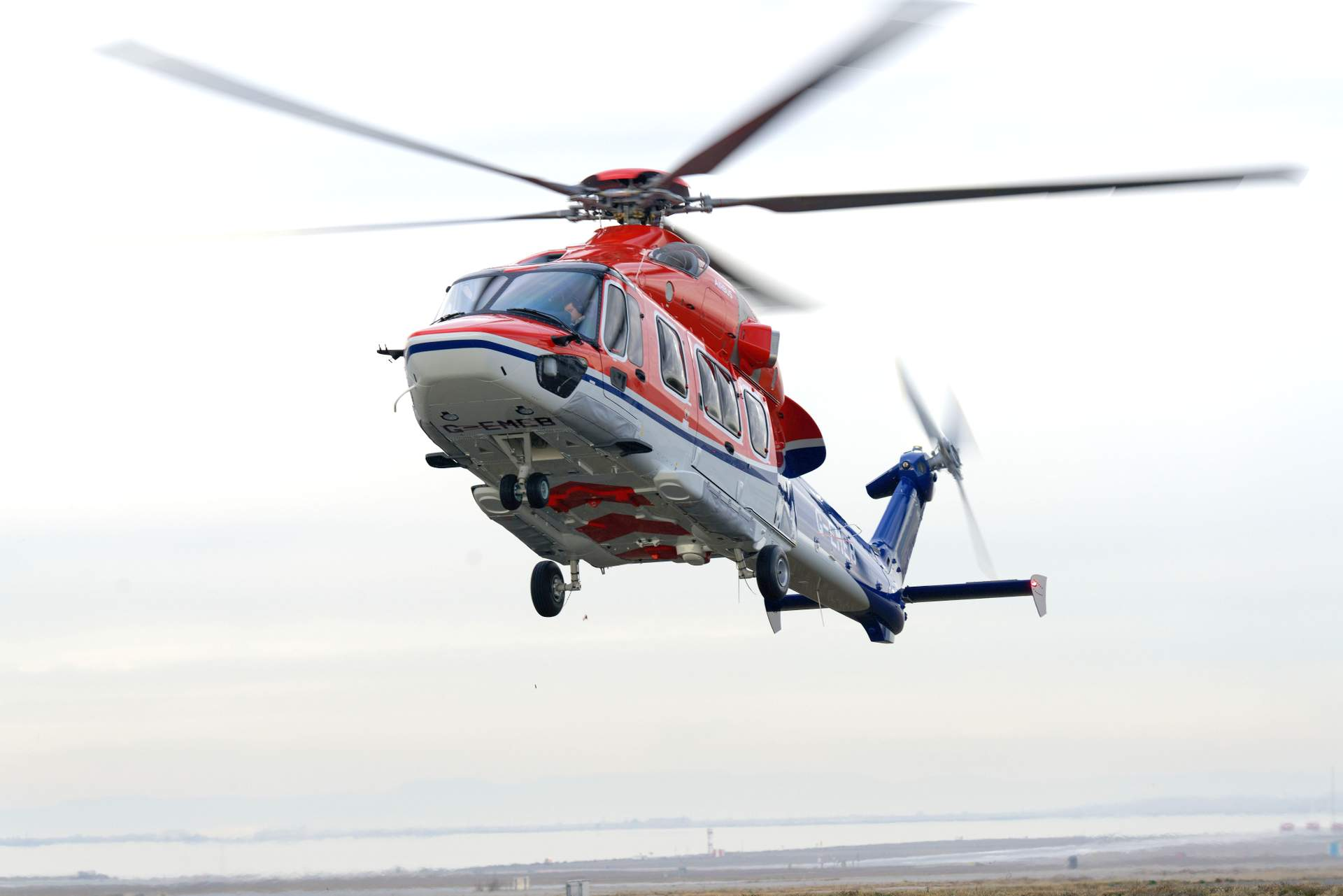 LCI Expands CHC Partnership with Second H175
