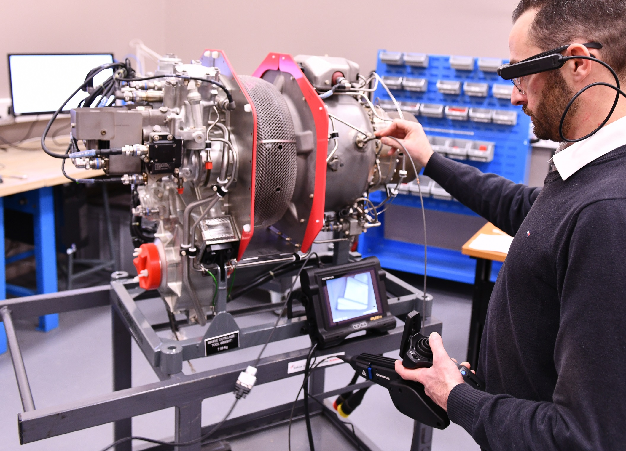 Safran Helicopter Engines Introduces Expert Link, New Remote Assistance Service
