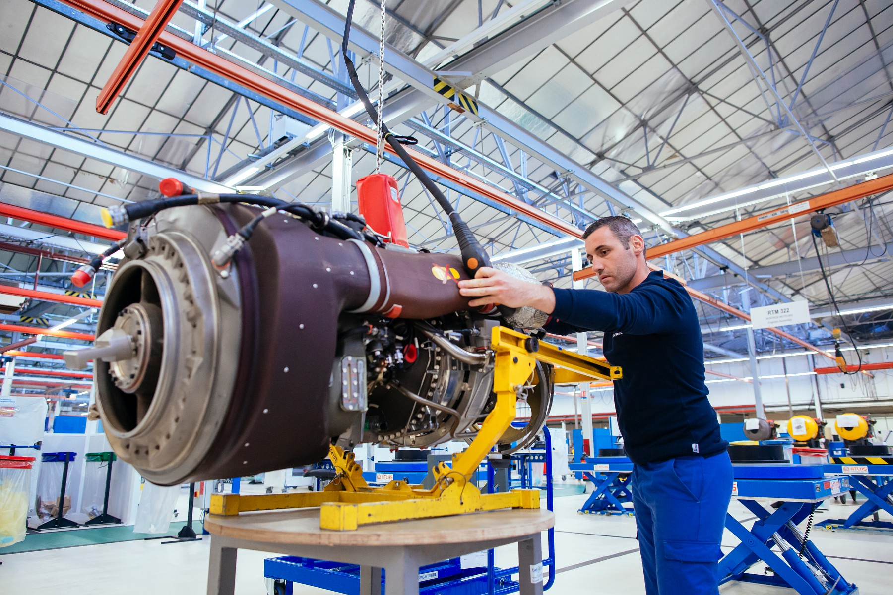 Safran to Power Qatar's New NH90 Fleet