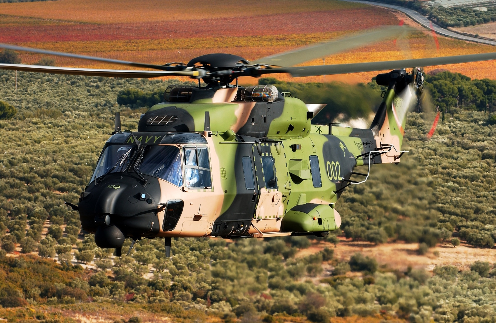 Leonardo and the Australian Ministry of Defence Sign Agreement to Establish Local Helicopter Transmission Repair and Overhaul Facility