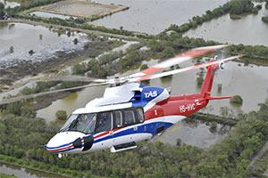 Thai Aviation Services' S-76D™ Fleet Achieves 10,000 Flight Hours