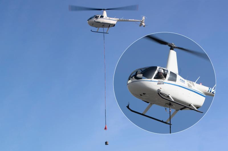 FAA Approves Robinson R66 Cargo Hook