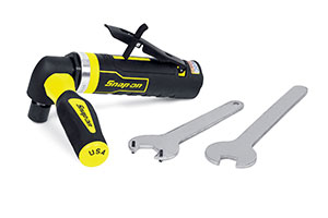 New Grinders and Cutoff Tools from Snap-On Industrial Are Lightweight with Low Vibration