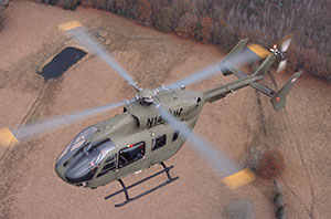 Airbus Helicopters Delivers 400th UH-72A Lakota to U.S. Army