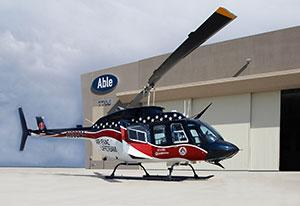 Air Evac Lifeteam Signs Contract Renewal with Able Aerospace Services