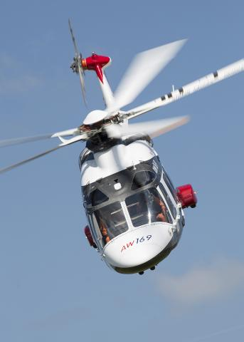 Donaldson to Develop Inlet Barrier Filters for Leonardo AW169 Helicopters