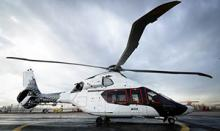 H160's Third Prototype Gets Its Carbon Design Livery