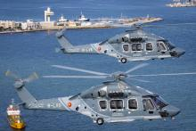 Hong Kong's Government Flying Service Receive First H175s in Public Services Configuration ©Eric Raz